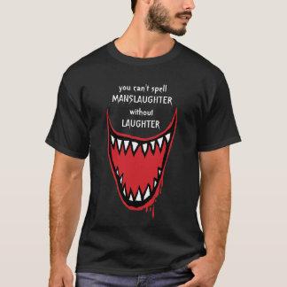 Vous ne pouvez pas orthographier l'HOMICIDE T-shirt