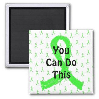 Vous pouvez faire ceci, aimant inspiré de Lyme