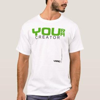 VOUS R un T-shirt de prime du CRÉATEUR YRAC
