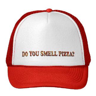Vous sentez la PIZZA - casquette de camionneur
