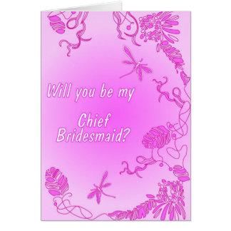 Vous serez ma carte rose d'objets exotiques en