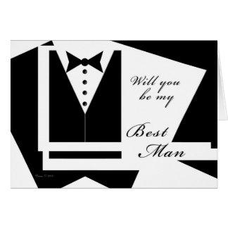 Vous serez ma carte vierge du meilleur homme