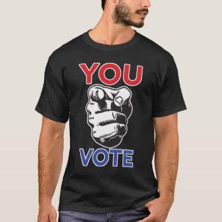 Vous votez (l'édition indépendante) t-shirt