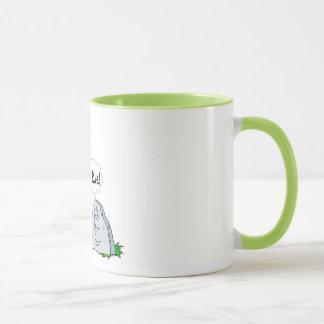 Vous vous basculez règle mug