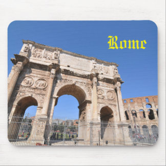 Voûte à Rome, Italie Tapis De Souris