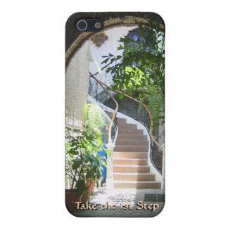 Voûte au Guatemala avec votre texte iPhone 5 Case