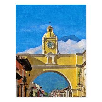 Voûte de Merced de La - Antigua Cartes Postales