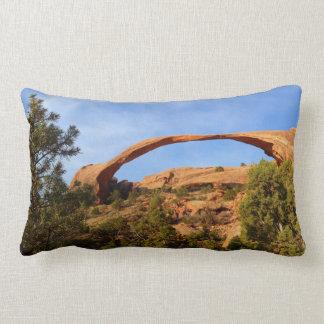 Voûte de paysage au parc national de voûtes oreillers