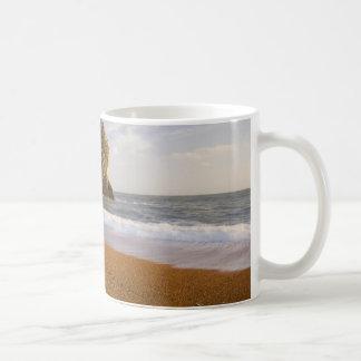 Voûte Dorset Angleterre de roche de porte de Mug