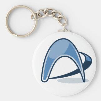 Voûte Linux alt. Porte - clé de logo Porte-clés
