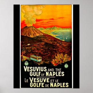 Voyage Art-Naples d'Affiche-Cru