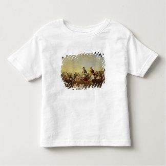 Voyage de bateau dans Rheinsberg T-shirt Pour Les Tous Petits