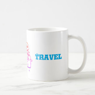 Voyage de fauteuil mug