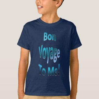 Voyage de fève à moi t-shirt