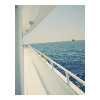 Voyage de mer prospectus