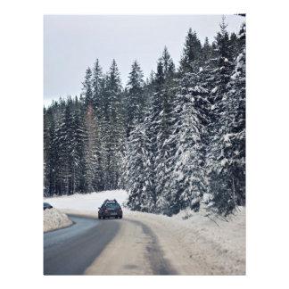 Voyage d'hiver prospectus en couleur