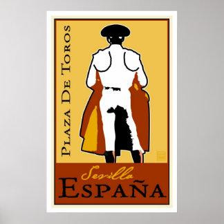 Voyage Espagne Affiches