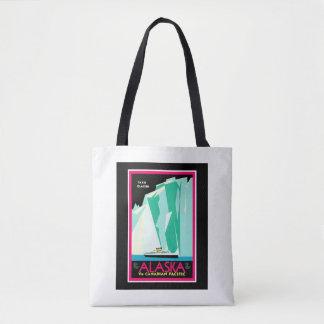 Voyage Fourre-tout de l'Alaska Tote Bag