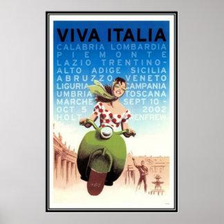 Voyage vintage Italie - Posters