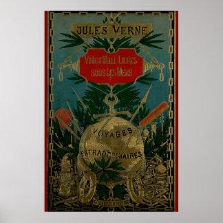 Voyages extraordinaires de Jules Verne Posters