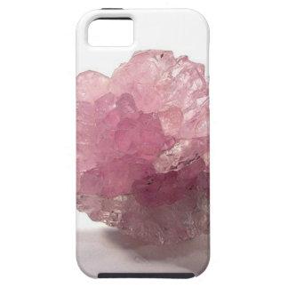 Voyageurs de bonheur de quartz rose coque Case-Mate iPhone 5
