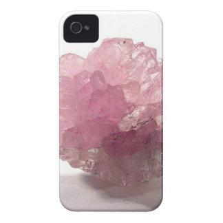Voyageurs de bonheur de quartz rose coques iPhone 4 Case-Mate