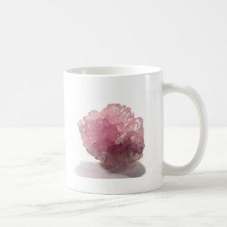 Voyageurs de bonheur de quartz rose mug