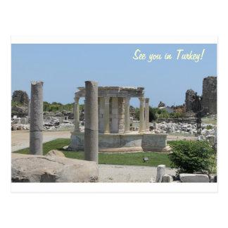 Voyez-vous en Turquie Carte Postale