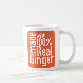 Vrai gingembre de 100% mug