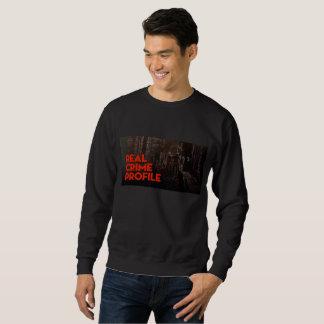 Vrai sweatshirt de profil de crime