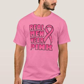 vrai T-shirt de rose de vêtements pour hommes
