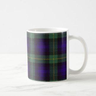 Vrai tartan écossais - Campbell d'Argyll - tasse