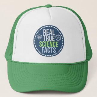 Vrai véritable casquette de faits de la Science