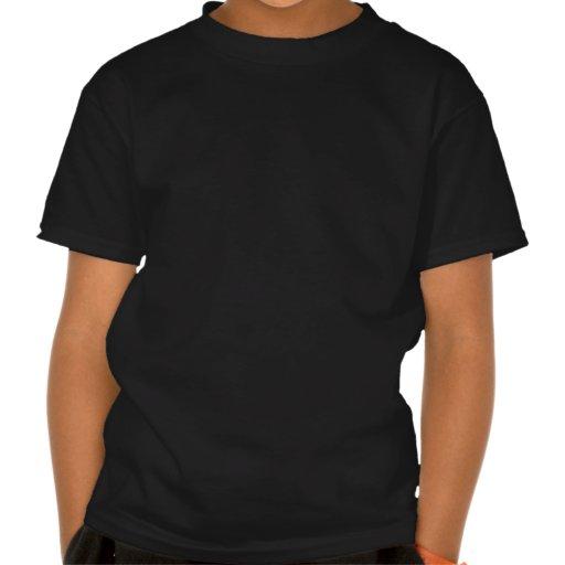 Vraie chemise de Yin Yang de flammes T-shirt