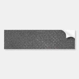 Vraie fibre CRUE de carbone texturisée Autocollant De Voiture