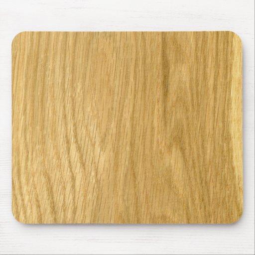 vraie fibre de bois de placage de ch ne de coupe d tapis de souris zazzle. Black Bedroom Furniture Sets. Home Design Ideas