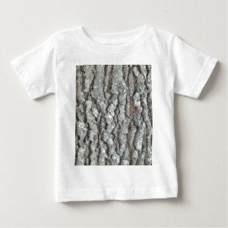 Vraie nature en bois Camo d'écorce de chêne de T-shirts