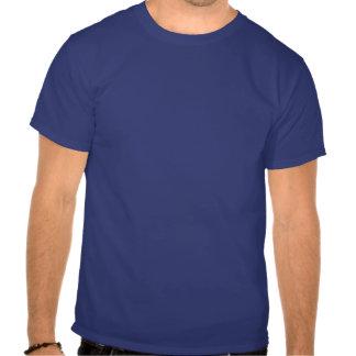 Vraie oscillation de côte ouest de danse d'hommes t-shirts