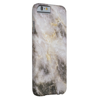 Vraie texture de marbre coque iPhone 6 barely there