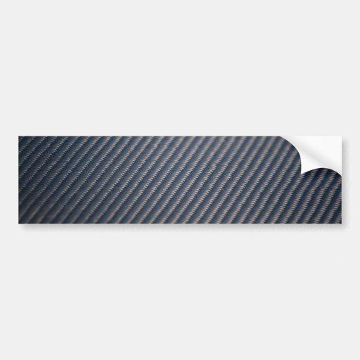 Vraie texture de photo de fibre de carbone adhésif pour voiture