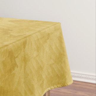 Vraie vente de nappe de la nappe Texture#7-a d'or