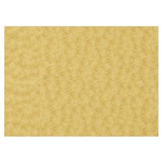 Vraie vente de nappe de la nappe Texture#7-b d'or
