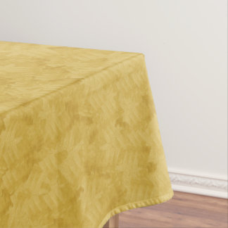 Vraie vente de nappe de la nappe Texture#7-c d'or