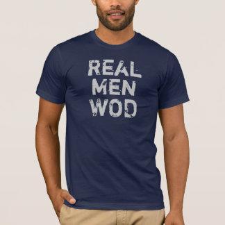 Vrais hommes WOD T-shirt