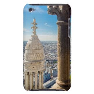 Vue à partir du dessus de Basilique du Sacre Coeur Étuis Barely There iPod