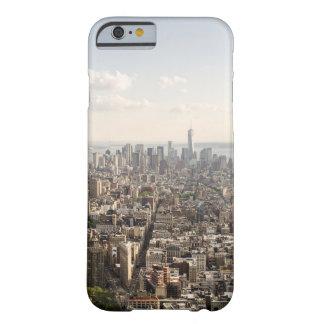 Vue aérienne de Manhattan New York Coque iPhone 6 Barely There