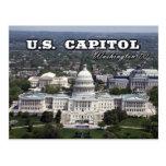Vue aérienne du capitol des USA dans le Washington Cartes Postales
