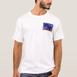 Vue aérienne t-shirt