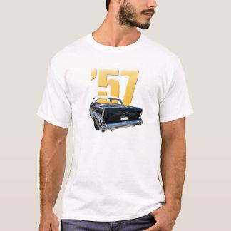 'Vue arrière de 57 Chevy T-shirt