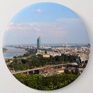 Vue au-dessus de Vienne Badges